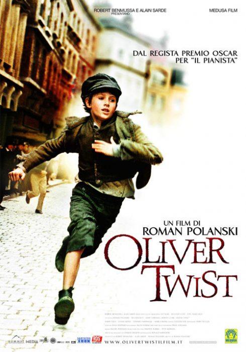 Oliver twist polanski poster