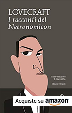 i racconti del necronomicon amazon