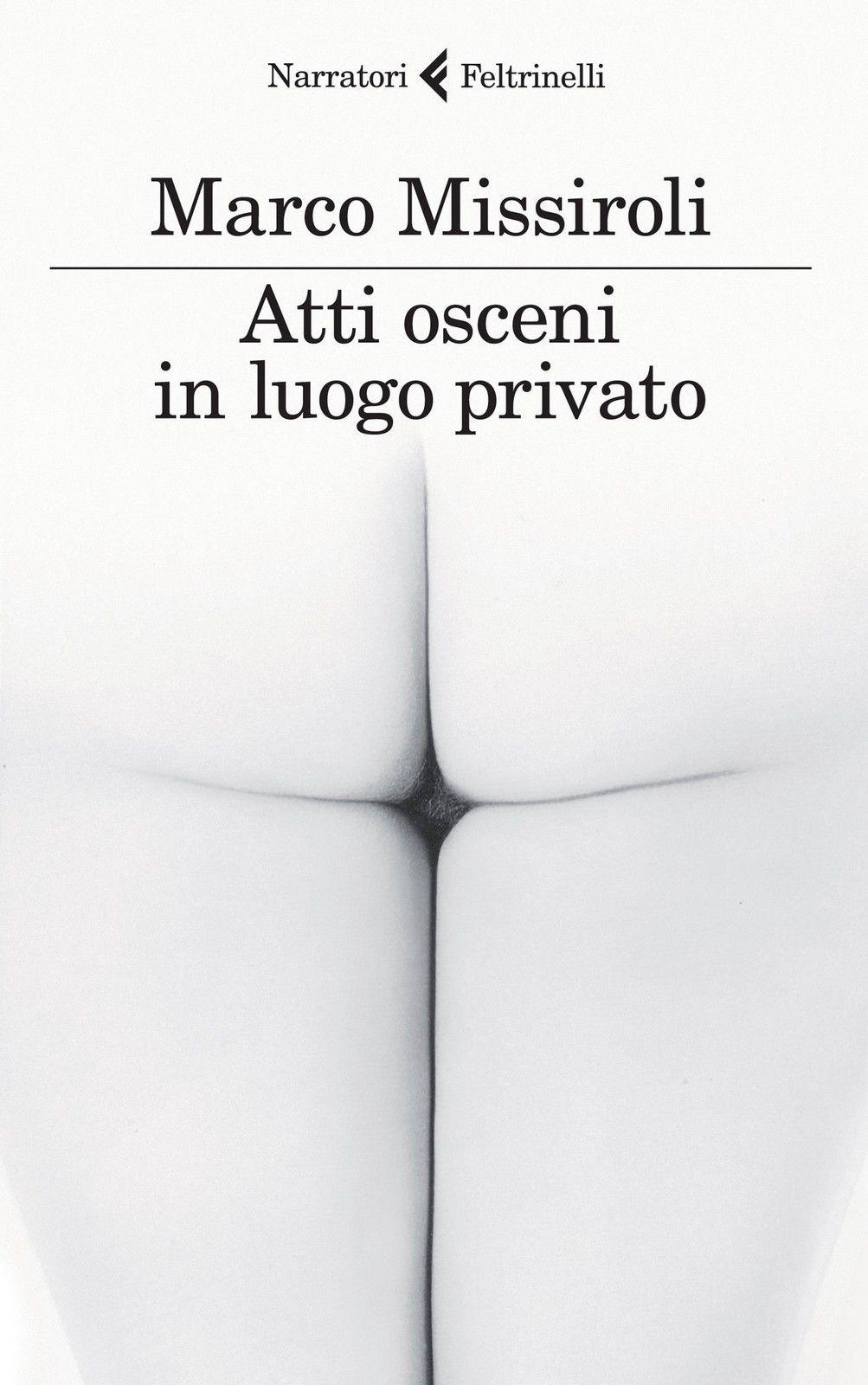 Atti osceni in luogo privato copertina