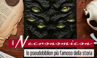 necronomicon di lovecraft lo psuedobiblion più famoso