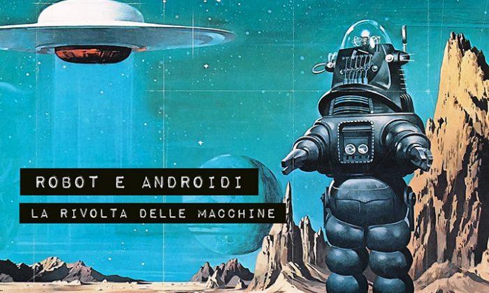 robot e androidi nella fantascienza