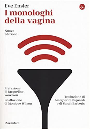 I monologhi della vagina copertina