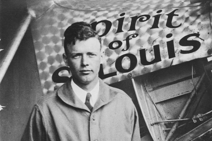 Charles Lindbergh Spirit of St. Louis