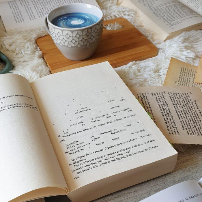 prima pagina del libro l'Orda del vento di Alain Damasio recensione