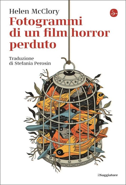 fotogrammi di un film horror perduto cover