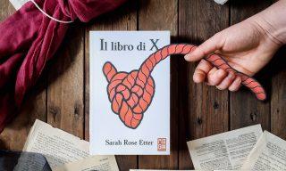 Il libro di X recensione
